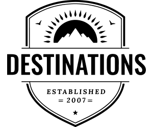 Destinations Inc. WY Logo Black